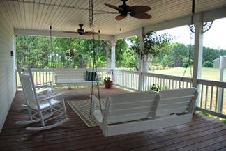 Our porch.